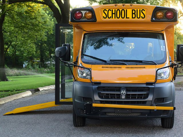 Collins Launches New Low-Floor Bus