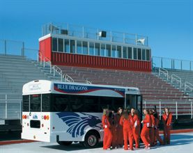 "In a three-year agreement, member schools of the National Junior College Athletic Association will receive ""most favored customer"" status and associated discounts from Collins Bus."