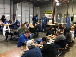 Community Independent School District in Texas hosted a special Love the Bus breakfastfor its...
