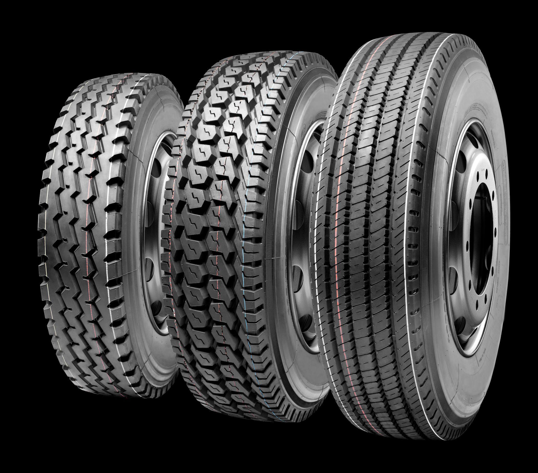 Alliance Tire Group Unveils Its Constellation Medium Truck Tire Brand