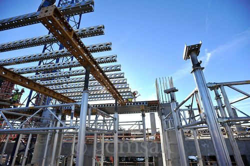 Conti's Sumter plant rises ahead of schedule