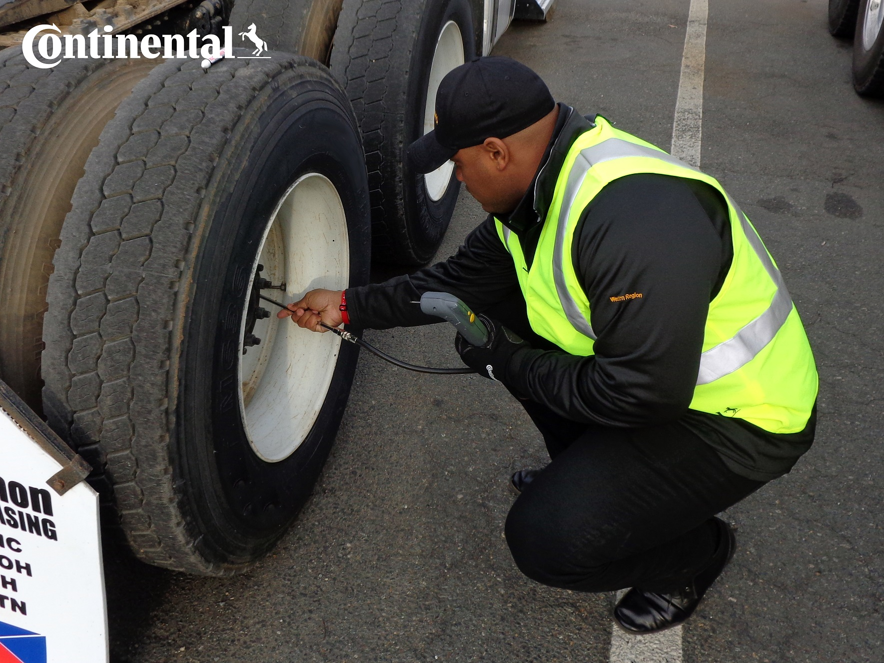 Continental Has Inspected 1 Million Tires With Its Digital Tool