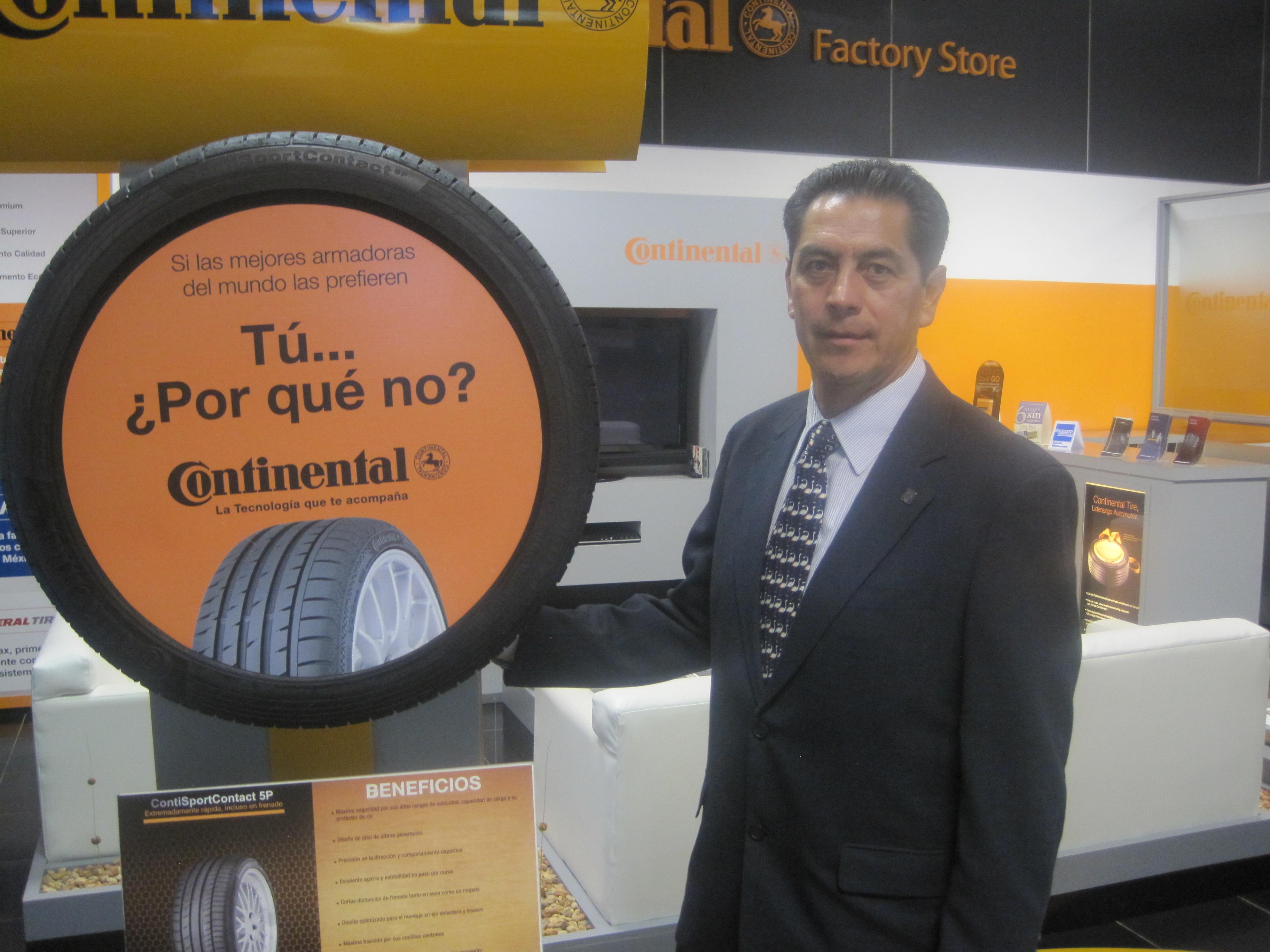 Mendoza named head of Continental CAMEXCA