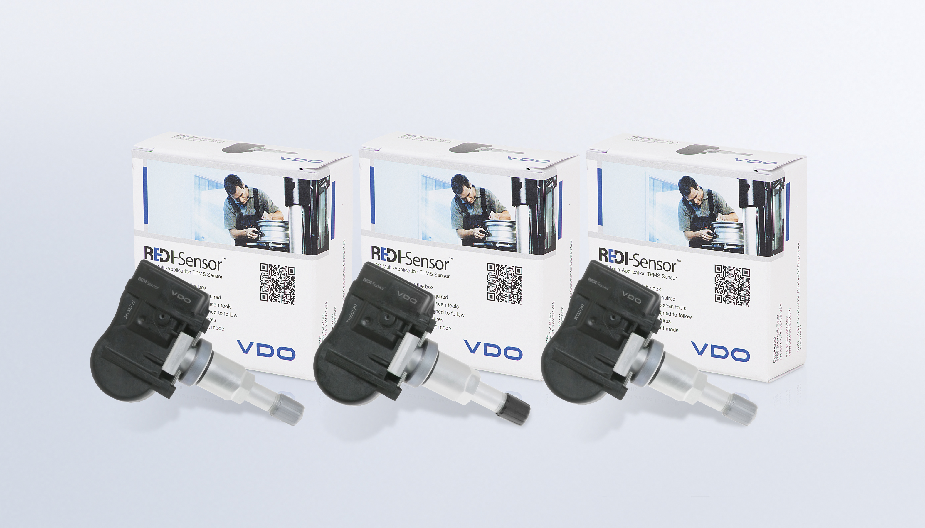 VDO REDI-Sensor TPMS Training Video
