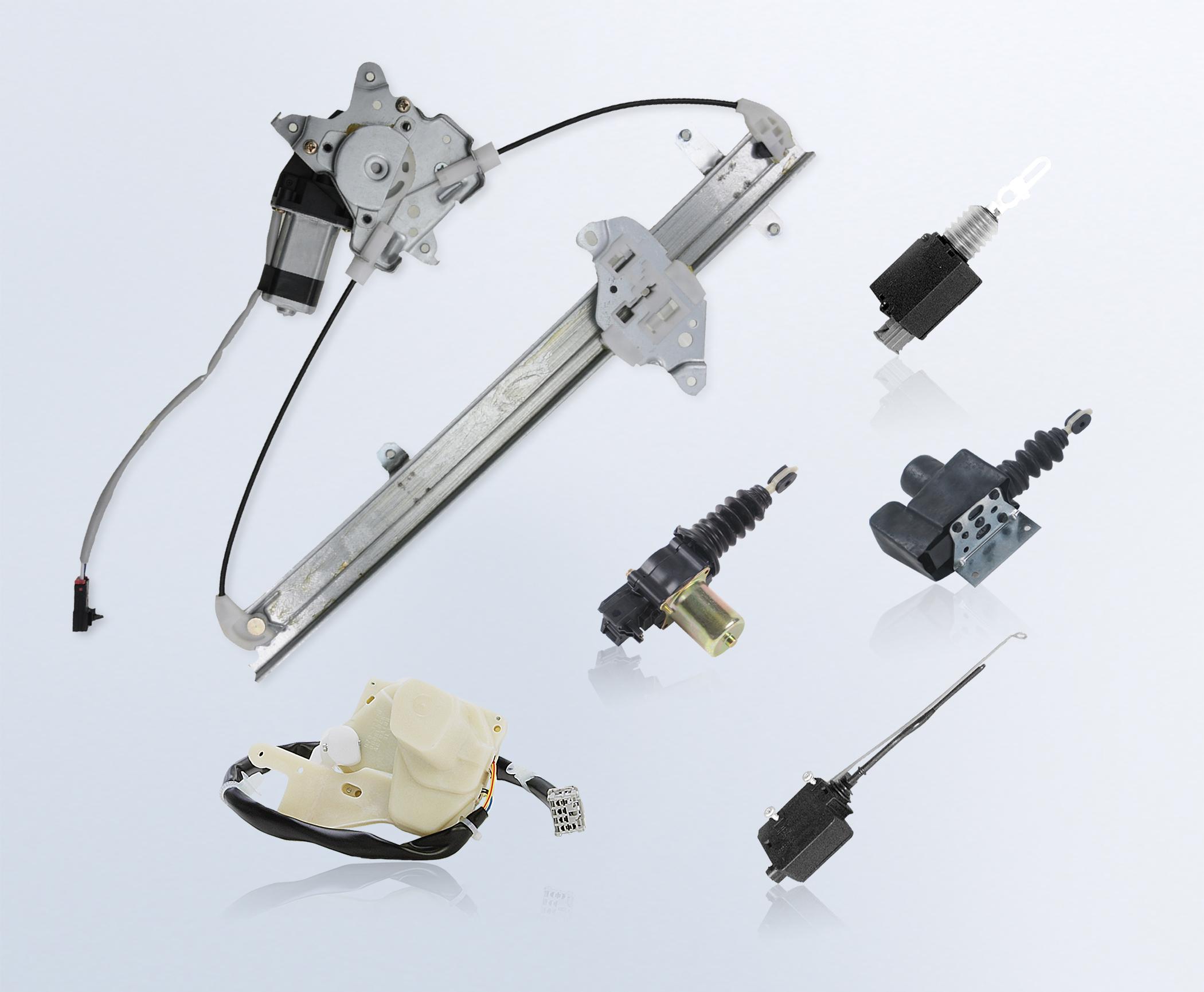 Continental Adds VDO Power Window and Door Lock Actuator Parts