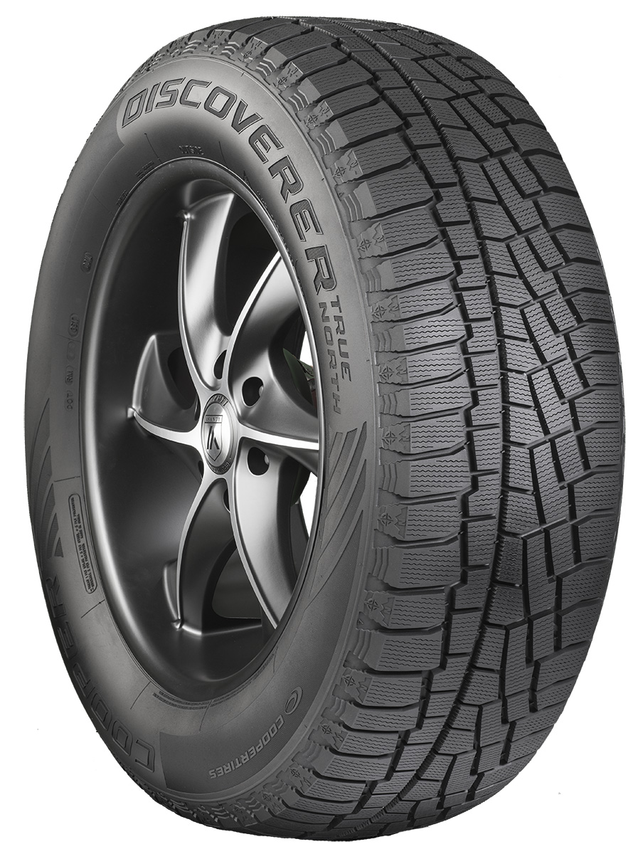 Cooper Adds True North Winter Tire to Discoverer Line