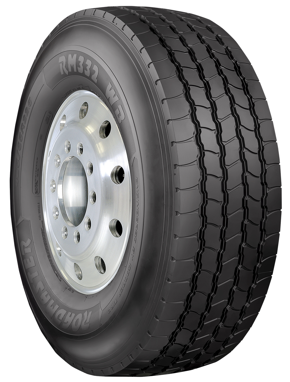 Cooper Expands Roadmaster Line With Wide Base Tire