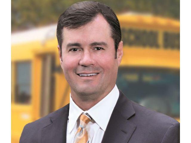 John Corrado Named School Bus Contractor of the Year