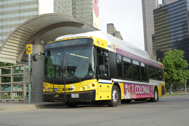 41% of U.S. public transit buses use alt fuels, hybrid technology