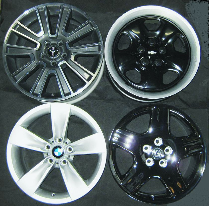 Factory OEM Wheels