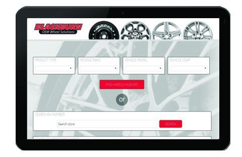Blackburn Offers OEM Wheel Solutions