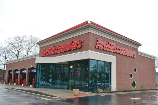 Tire Discounters Runs 101 Stores in 5 States