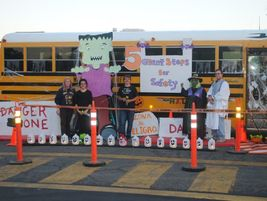 Waterford (Calif.) Unified School District's transportation department staff participated in...