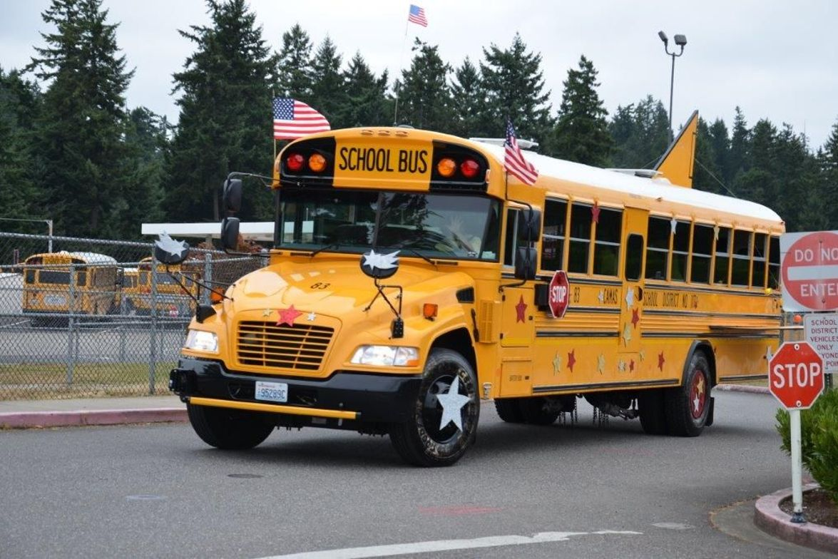 The Camas (Wash.) School District #117 transportation department recently entered the...