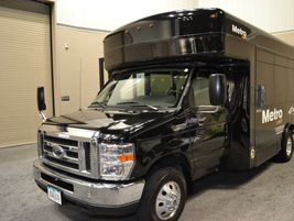 Winnebago and ICOM North America debuted its new bifuel propane autogas vehicle.