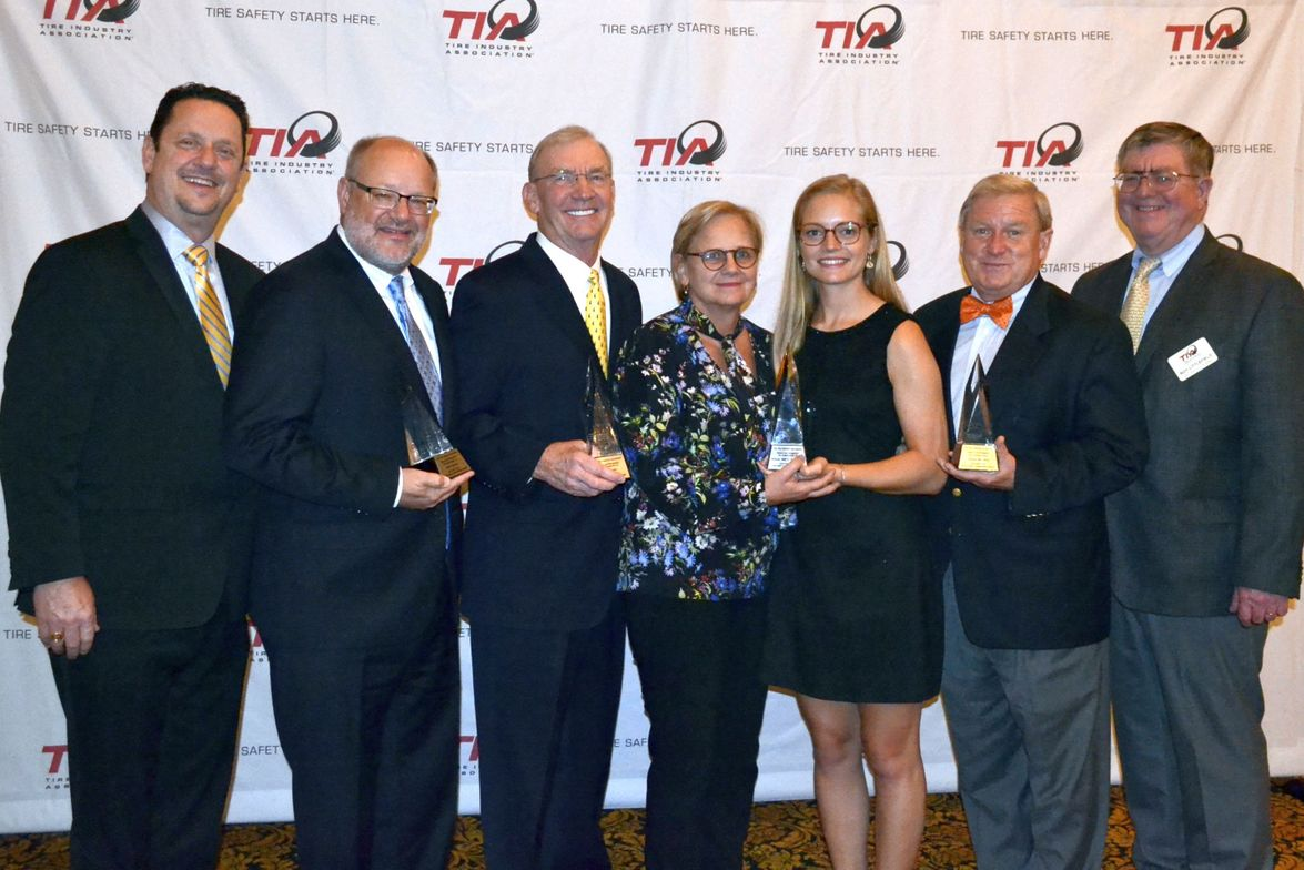 The hallmark of the TIA awards night is the presentation of awards to Hall of Famers and Ed...