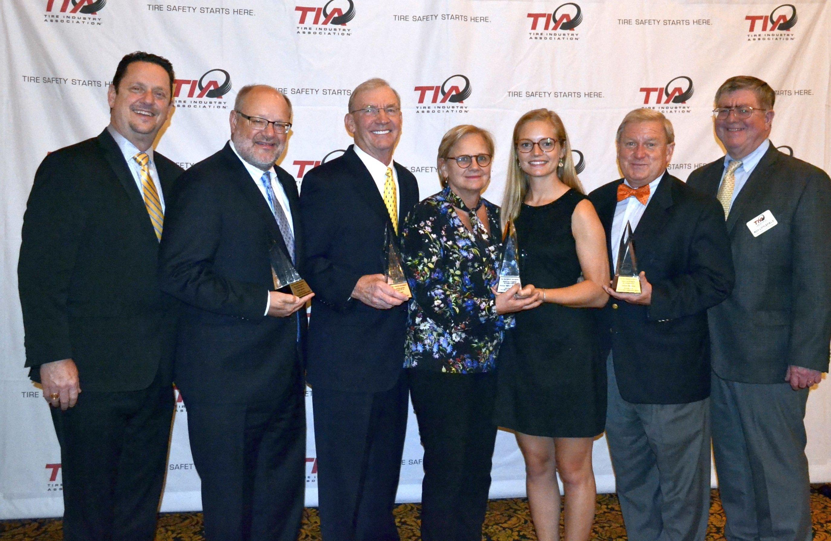 Photos: TIA Celebrates at the 2017 SEMA Show