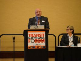 The Transit Maintenance Forum took a look at electric bus infrastructure and more.