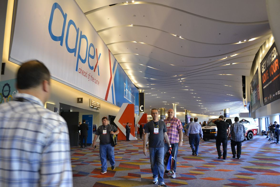 AAPEX features new products, tech talks, and exhibits from aftermarket manufacturers all across...