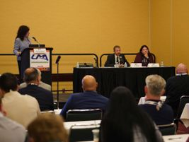 UMA hosted a discussion on how to expand your business to include motorcoaches and/or limousines.