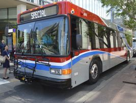 APTA Mobility was held in Louisville and featured the local transit agency, TARC.