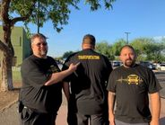 Deer Valley (Ariz.) Unified School District's transportation department came ready to show their...