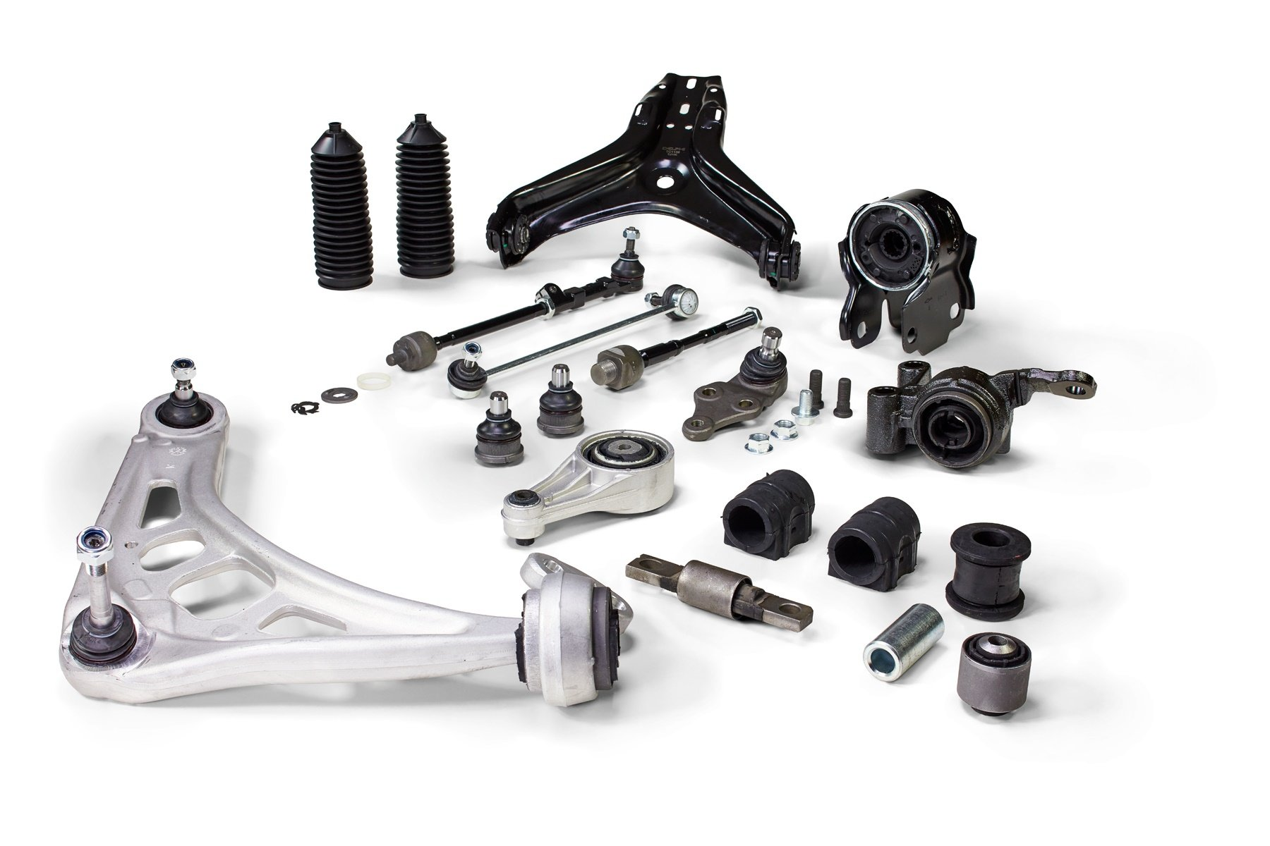 Delphi Technologies Adds Steering and Suspension Parts