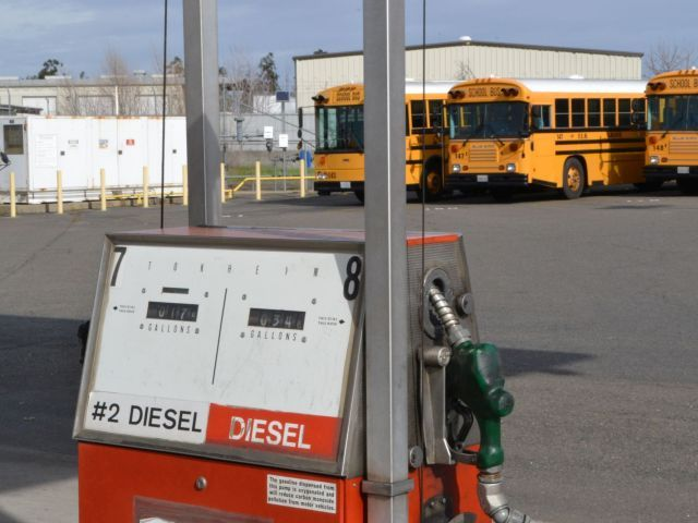 Diesel Price at Highest Mark in More Than 3 Years