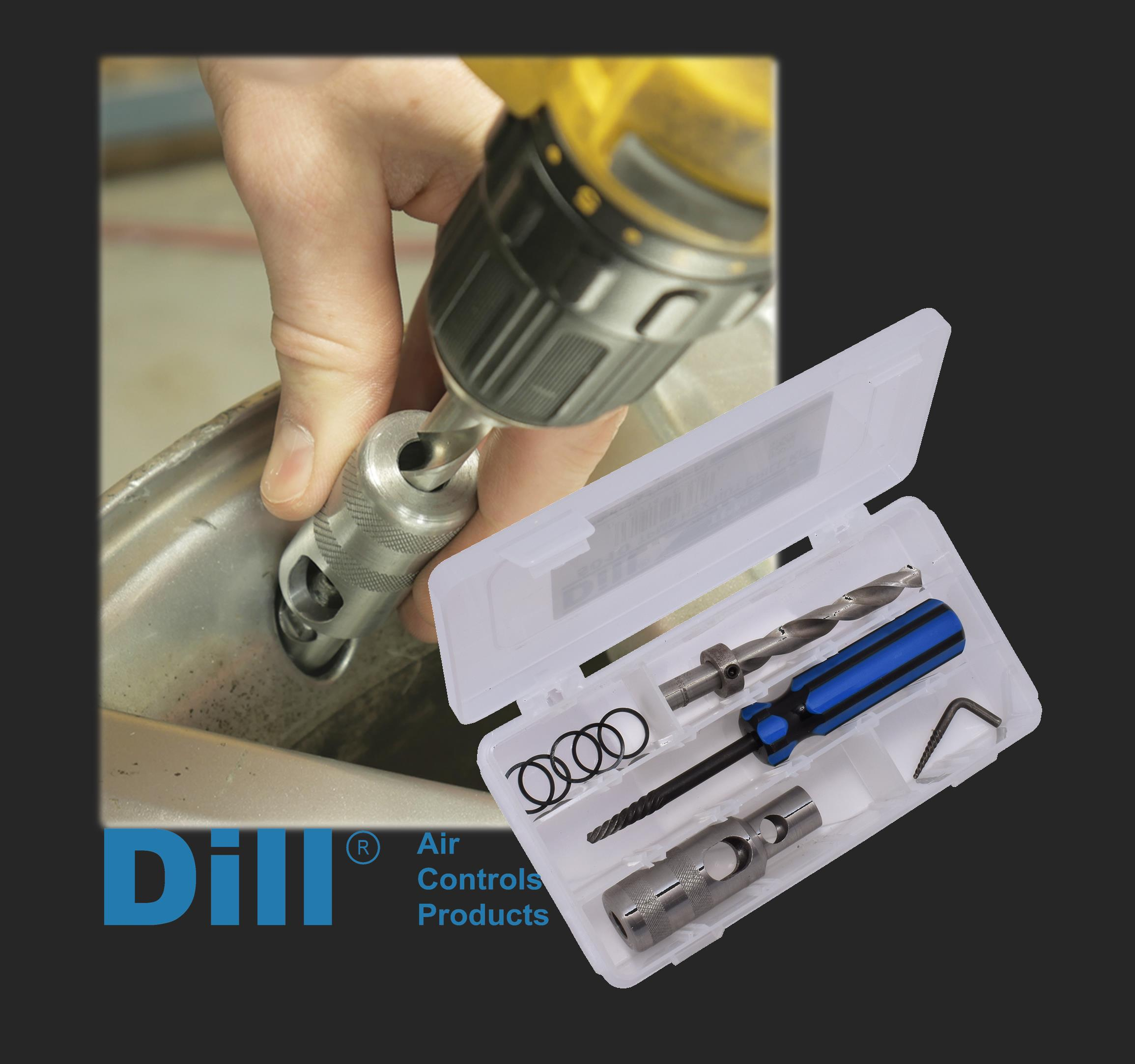 Dill Offers TPMS Hex Nut Removal Kit