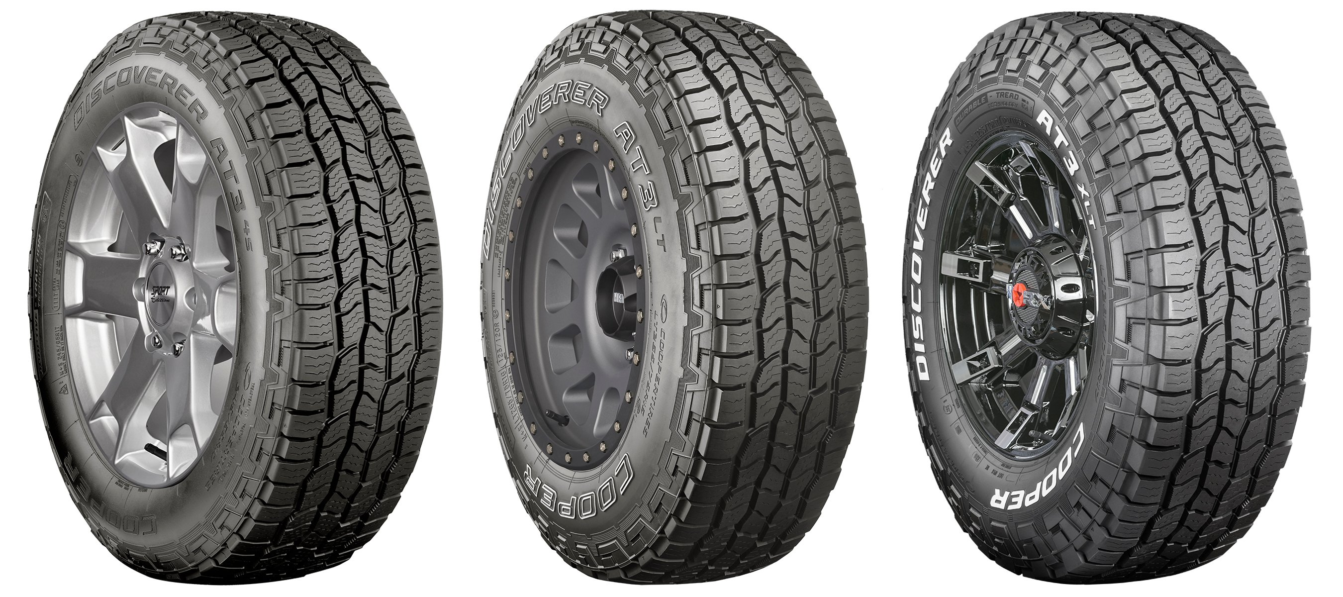 Cooper Highlights New Discoverer and Winter Tires at SEMA Show