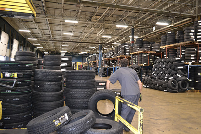 2018 Facts Issue: Distribution -- Michelin and SCOA Form NTW Tire Wholesale Venture