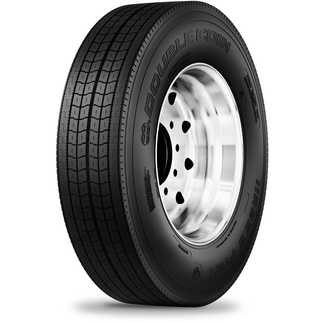 2 Sizes Added to Double Coin Mixed Service Tires