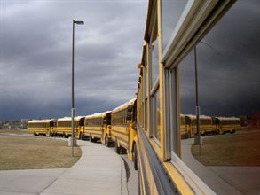 Douglas County School District's new usage-based bus fee program is expected to raise about $2 million, which would offset a substantial portion of the district's $17-million budget for transportation.