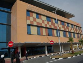 The Dubai Roads and Transport Authority (RTA) headquarters. Photo: METRO Magazine/J.Starcic