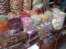 Spices for sale. Photo: METRO Magazine/J.Starcic