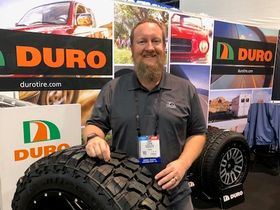 Duro Has More Sizes for MT Tire