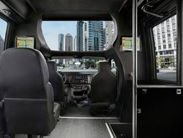 GM24 The GM24 is equipped with panoramic front viewing window and frameless coach windows,...