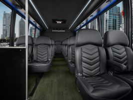 GM24 The GM24 is available with four different seating configurations and is equipped with...
