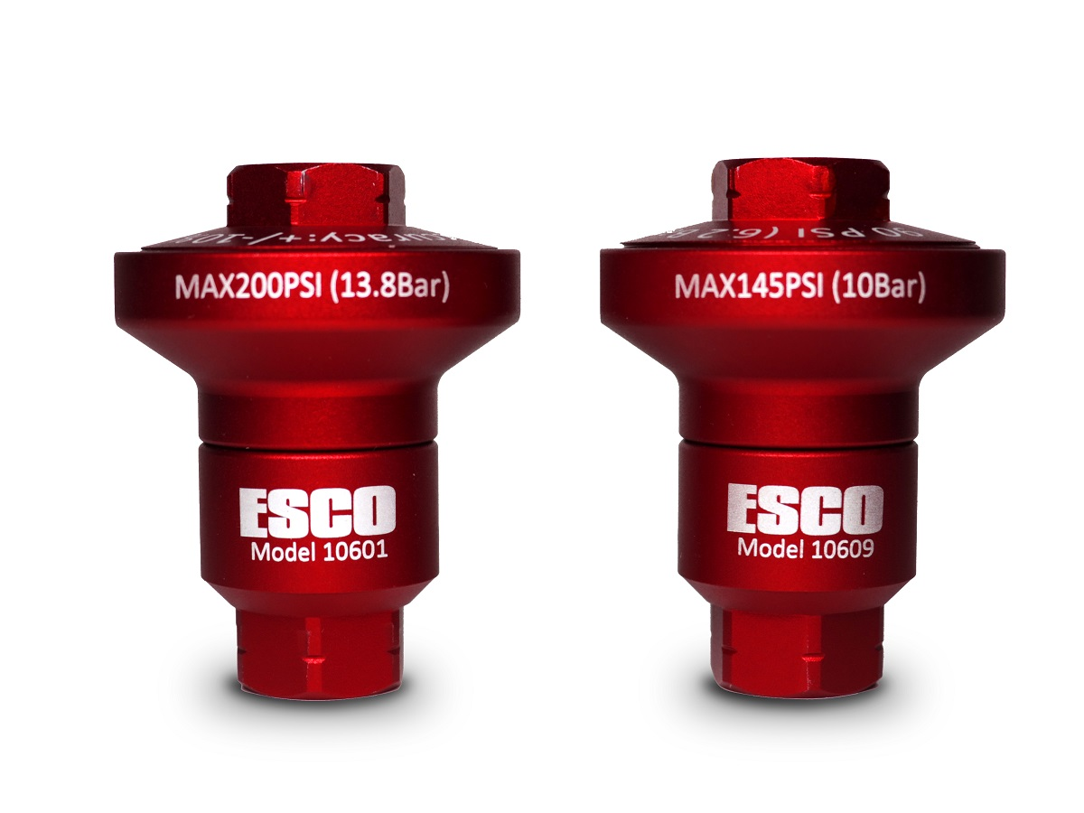 ESCO Adds Two New Air Pressure Reducers