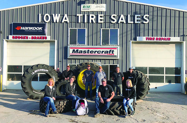 Iowa Tire Sales Helps Keep Growers in Their Fields With Top-Notch Service