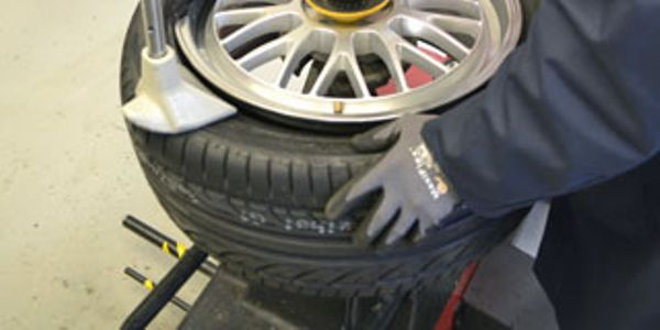 Balancing performance tires