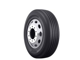 The Newest Firestone Truck Tire: the FT492