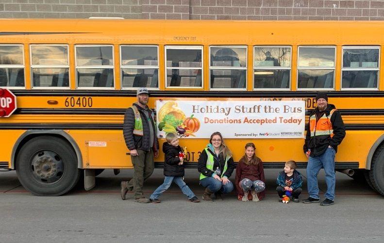 In Wasilla, Alaska, First Student's transportation staff partnered with Matanuska-Susitna...