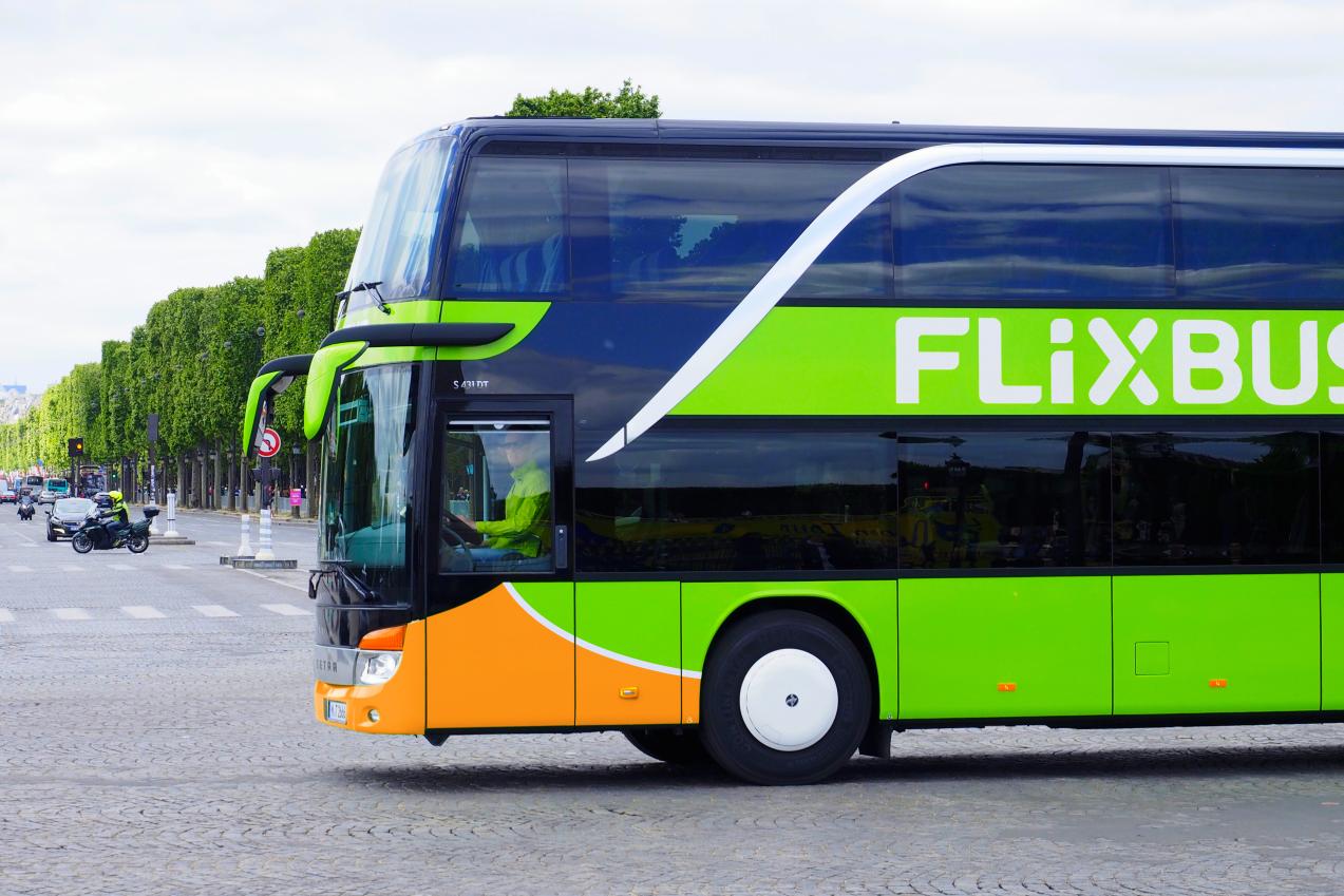 Europe's FlixBus considers U.S. expansion