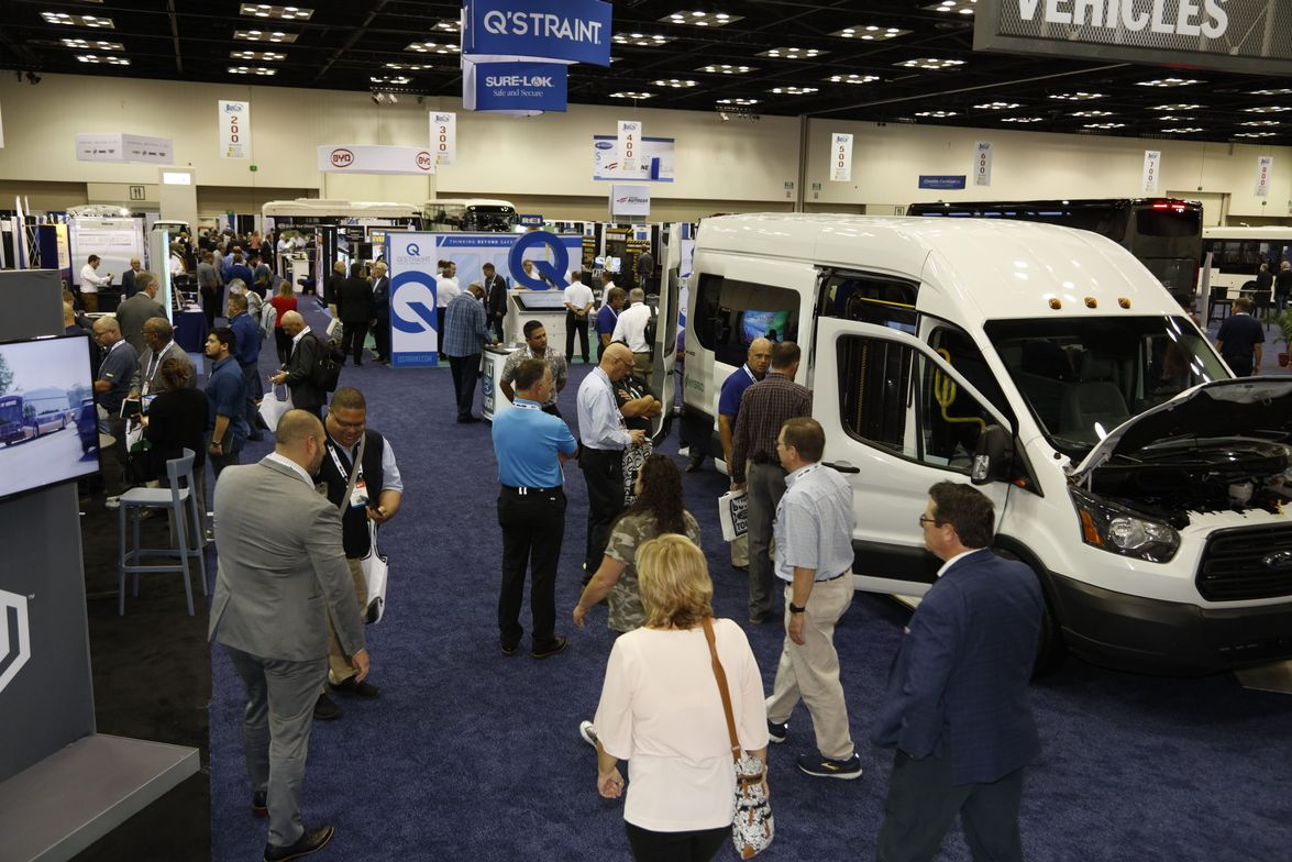 As always, BusCon's show floor featured the latest vehicles, products, and technologies in the...