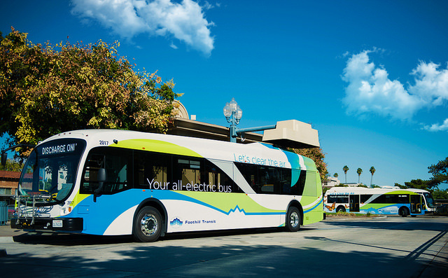 SoCal utility wants to use $570M to electrify buses, trucks, ride-sharing
