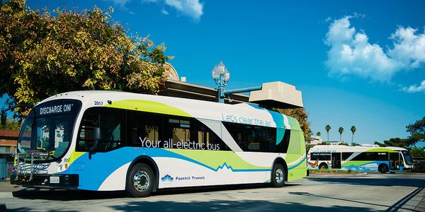 Where 2030 might take electric bus fleets