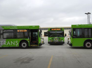 The City of Gardena's GTrans received a grant from the California Energy Commission to repower...