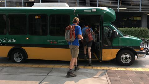Green Way, which specializes mostly in professional student transportation, currently serves...
