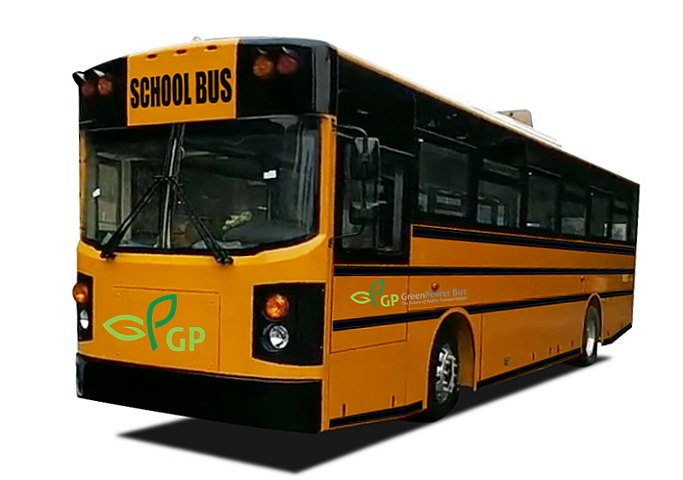 Electric School Bus Approved for Voucher in California